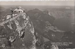 Autriche - Himmelspforte Hütte Am Schafberg - Refuge - Sankt Wolfgang Im Salzkammergut - Gmunden