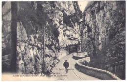 (26) 111, Le Vercors, Baffert 409, Route Des Grands Goulets Et Les Gorges De La Bourne - Francia