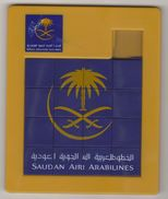 SAUDIA SAUDI ARABIAN AIRLINES OLD TOY !!! - Timetables