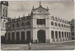 CPSM:  GUINEA  ESPANOLA :  Sarta Isabel.  Palacio Episcopal. (photo Véritable)     (D1404) - Guinée Equatoriale