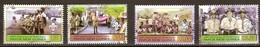 Papouasie Papua New Guinea 2007 Yvert 1143-1146 *** MNH Cote 9,40 Euro - Papouasie-Nouvelle-Guinée