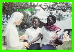 MISSION FMA AFRICA -  FILLES DE MARIE-AUXILIATRICE - JE N'AI QU'UN SEUL DÉSIR, VOUS VOIR HEUREUX MAINTENANT ÉTERNITÉ - Missions