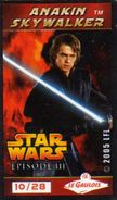 Magnets Magnet Cinema Star Wars Le Gaulois 10/28 Anakin Sky Walker - Magnets