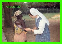 MISSION FMA AFRICA -  FILLES DE MARIE-AUXILIATRICE - LE PLUS GRAND BONHEUR D'UN ENFANT EST CELUI DE SE SAVOIR AIMÉ - - Missions