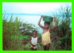 MISSION FMA AFRICA -  FILLES DE MARIE-AUXILIATRICE - QUAND ON AIME, LES FARDEAUX DEVIENNET PLUS LÉGERS - - Missions