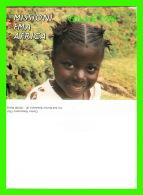 MISSION FMA AFRICA -  FILLES DE MARIE-AUXILIATRICE - ENVELOPPE OFFICIELLE - - Missions