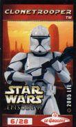 Magnets Magnet Cinema Star Wars Le Gaulois 6/28 Clonetrooper - Magnets