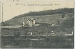 Marzy-Maison D'habitation Du Garde-vigneron Du Clos De La Guinette (crus Renommés),M.Lamour,propriétaire-viticulteur - Sonstige Gemeinden