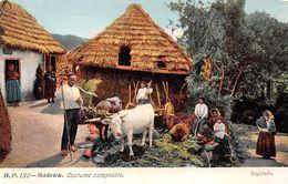 Madeira Costume Campestre - Portugal - Madeira