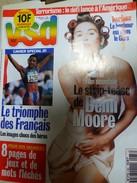 Revue VSD N° 988 (1 Au 7/08/96).  Scan Couverture Et Programme () - People