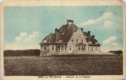 14 - La POTERIE --  Manoir De La Falaise - France