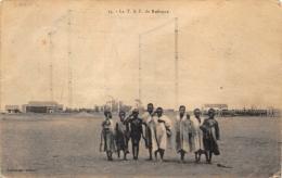 SENEGAL   RUFISQUE    LA T.S.F. - Senegal