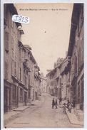 MUR DE BARREZ--RUE DU FAUBOURG - France