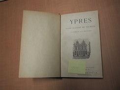 Ieper - Ypres + Veurne - Furnes / Toeristische Gids - Livres, BD, Revues