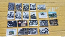 Lot De 20 Cartes Postales BOURGOGNE ET BEAUJOLAIS - VENDANGES ET VIN - Bourgogne