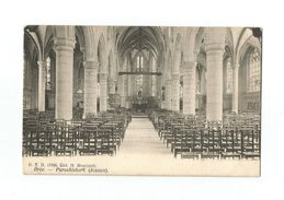 Brée. - Parochiekerk (binnen) - 1907. - Bree