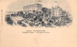 06 - Cannes - The Esterel Hôtel - Cannes