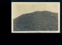 CPA     Summitof Mt .Washington     : Carte écrite 1921 - White Mountains
