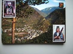 Andorra Andorre Panorama Valls D'Andorra - Andorra