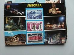 Andorra Andorre Panorama Valls D'Andorra Bonics Aspectes - Andorra
