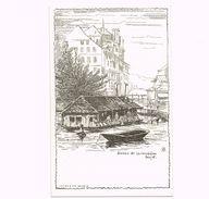Bateau De Lavandiéres Seujet - Genéve - GE Genf
