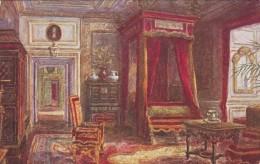 England Warwick Castle Queen Anne's Bedroom - Warwick