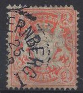 Bayern 1876 2M (o) Mi.44a - Bavaria