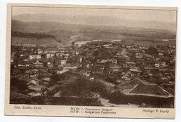 Macédoine--ISTIP --STIP-- CHTIP--1918--Panorama Bulgare  éd Rollet..... à Saisir - Macédoine