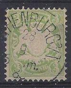 Bayern 1881 3pf (o) Mi.47 - Bavière