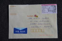 Enveloppe Envoyée De THAILANDE à COLOMBIERS - Thailand