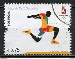 Portugal 2008 Y&T N°3257 - Michel N°3278 (o) - 0,75€ Saut En Longueur - 1910-... République