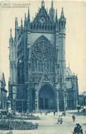 57 - METZ - La Cathédrale (Façade Méridionale) - Metz