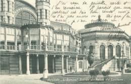 OSTENDE - Le Kursaal - Entrée Du Salon De Lecture - Oostende
