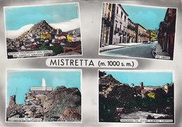 MISTRETTA /  Vedutine  _ Viaggiata - Messina