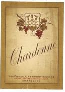 Rare // Chardonne,, A.Neyroud-Richard, Vaud // Suisse - Etiquettes