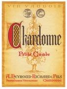 Rare // Chardonne, A.Neyroud-Richard, Vaud // Suisse - Etiquettes