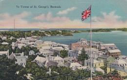 BERMUDA -ST GEORGES TOWN - Postcards