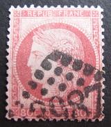 LOT R1631/1805 - CERES N°57 - GC 3987 TOURCOING (Nord) - 1871-1875 Cérès