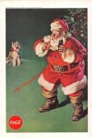 Coca-Cola 1961 Annonce-advert-advertentie - Papier Légère Cartonné 25 X 17 Cm - Advertising Posters
