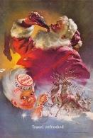 Coca-Cola 1949 Annonce-advert-advertentie - Papier Légère Cartonné 25 X 17 Cm - Poster & Plakate