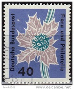 Germany 1963, Flora Exhibition, 40pf, Sc#860, Used - [7] Federal Republic