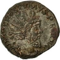 Postume, Antoninien, Cologne, SUP, Billon, RIC:318 - 5. L'Anarchie Militaire (235 à 284)