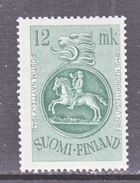 FINLAND  279  *   POST  RIDER  STAMP EXPO. - Finland