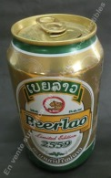 """Canette """"Beerlao"""" Limited Edition Pimaï 2559 (2016) - Cannettes"""