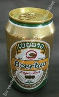 """Canette """"Beerlao"""" Lager Beer - Cannettes"""