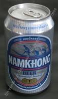 """Canette """"Namkhong Beer"""" - Cans"""