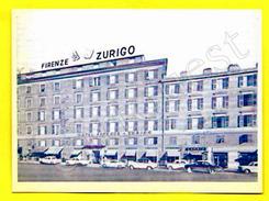 "CPA GENES "" Hôtel FIRENZE Zurigo "" Via A Gramsci N 199 Rosso - Hotels & Restaurants"