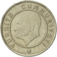 Turquie, 25 Kurus, 2010, TTB+, Copper-nickel, KM:1242 - Turquie