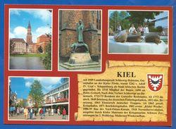 Deutschland; Kiel; Multibildkarte - Kiel