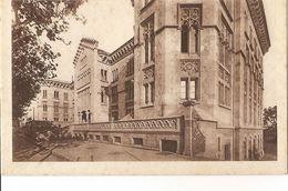 3-COLEGIO DE N.S. DE LA BONANOVA-FACHADA POSTERIOR - Barcelona